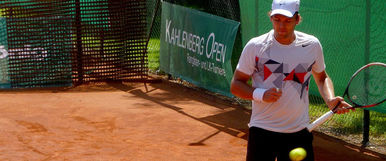 Spannende Matches sind garantiert vom 14.-16. Mai und  1.-4. September 2016 bei den Kahlenberg-Open 2016